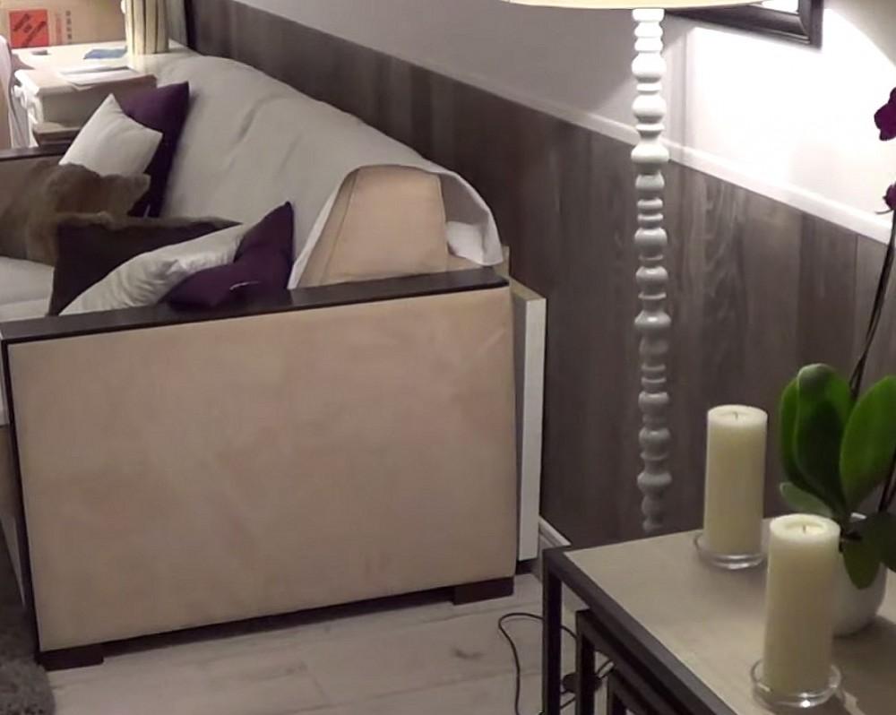 protection murale quelques inspirations stickwood lames de bois adh sives et multi usages. Black Bedroom Furniture Sets. Home Design Ideas