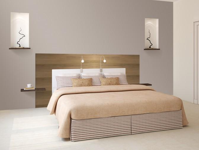 t te de lit en bois noyer fabrication tete de lit bois. Black Bedroom Furniture Sets. Home Design Ideas