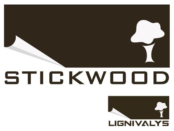 stickwood un produit lignivalys stickwood lames de. Black Bedroom Furniture Sets. Home Design Ideas